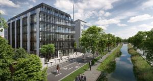 Zendesk has signed a lease to move to 55 Charlemont Place, a six-storey stand-alone bock on the edge of the Grand Canal
