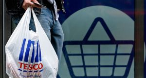 Tesco is Britain's biggest retailer, while Booker is the UK's largest cash-and-carry operator with about 13,000 staff and about 200 stores.