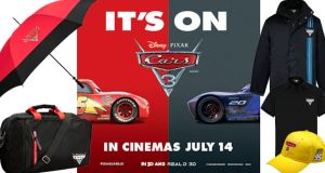 CARS 3 goodie bag