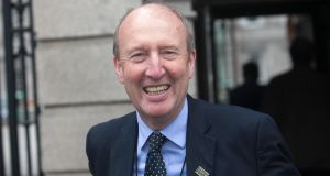 Minister for Minister for Transport, Tourism and Sport Shane Ross. File photograph: Collins