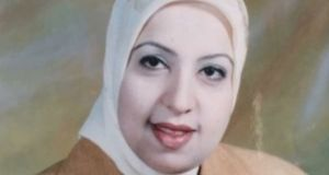 Maha Al-Adheem studied medicine in Basra, Iraq