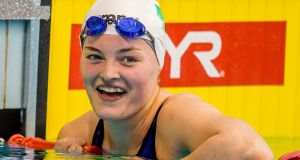 Mona McSharry wins Sportswoman of the Month award