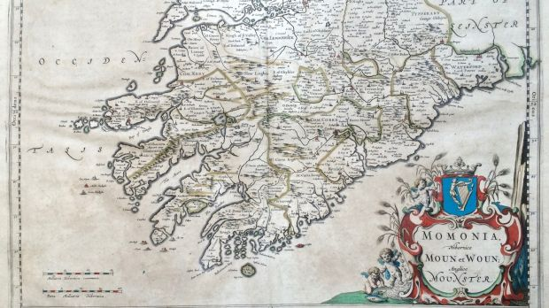 The West Cork coastline in the 17th century will be discussed by Dr Connie Kelleher, an underwater archaeologist who spends much of her time investigating shipwrecked galleons and ancient naval vessels
