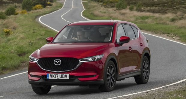 Mazda sticks to winning formula with new cx 5 the cx 5 has arguably taken a step forward in style it looks more fandeluxe Gallery