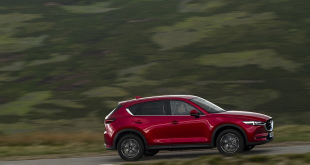 Mazda sticks to winning formula with new cx 5 the recipe for the new cx 5 is very much a steady hand fandeluxe Gallery