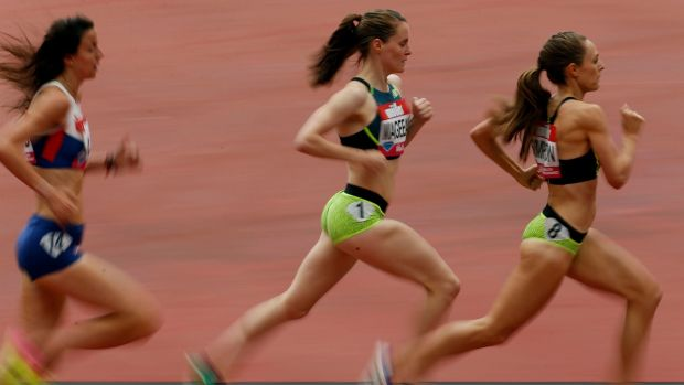 Ciara Mageean has as good a chance to go sub-two minutes as any Irish women that has attempted in the past, having just run her fastest ever mile 4:22.40 at the London Anniversary Games on Sunday, s