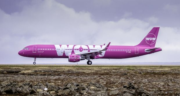 WOW Air begins flights from Dublin to Chicago