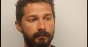 Actor Shia LeBeouf is pictured in Savannah, Georgia, U.S. in this July 8th, 2017 handout photo. Chatham County Sheriff's Office/Handout via Reuters