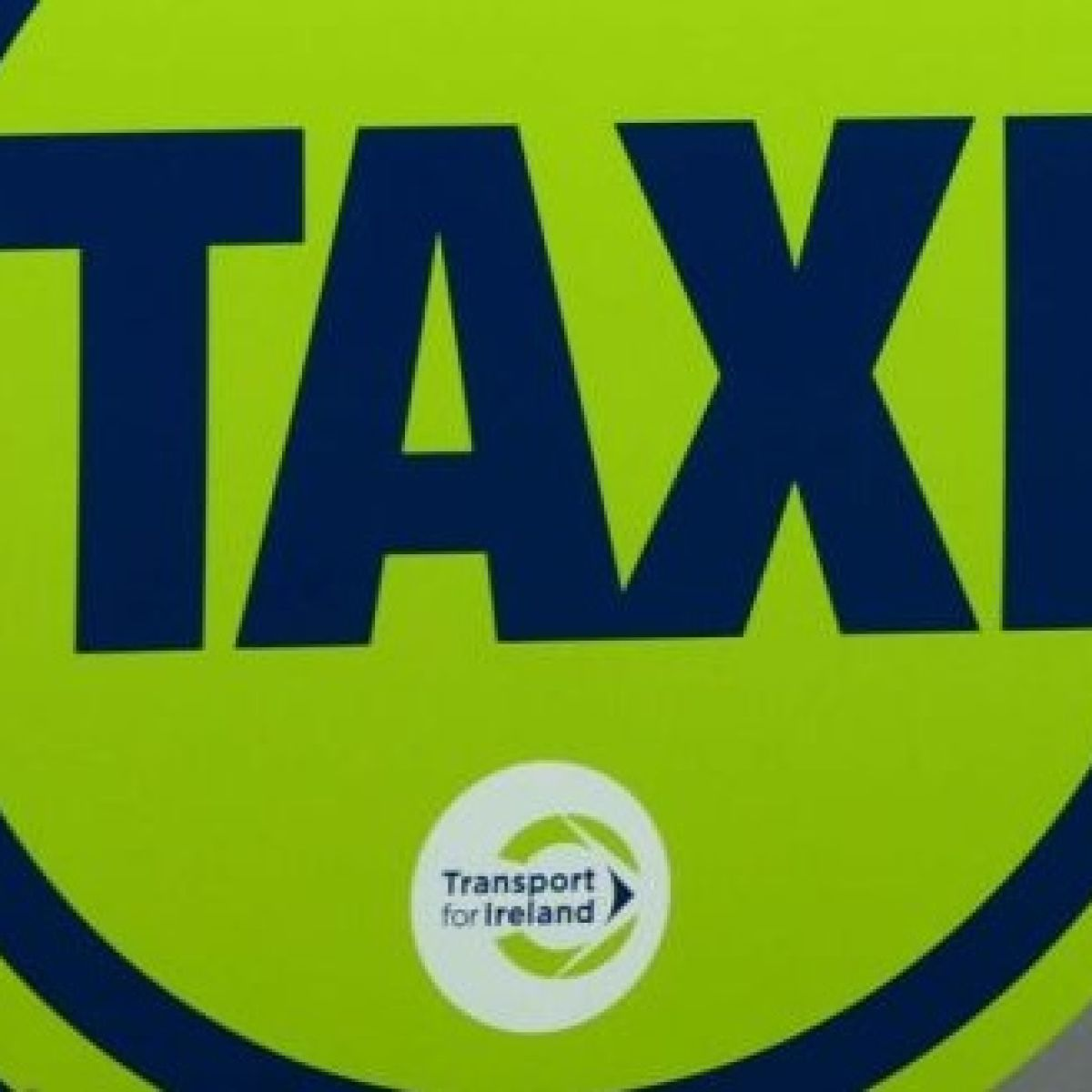 Dublin Airport taxi drivers using Topaz as unofficial wait area