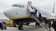 Ryanair insists there is no deliberate policy in place which separates those who don't pay for allocated seats