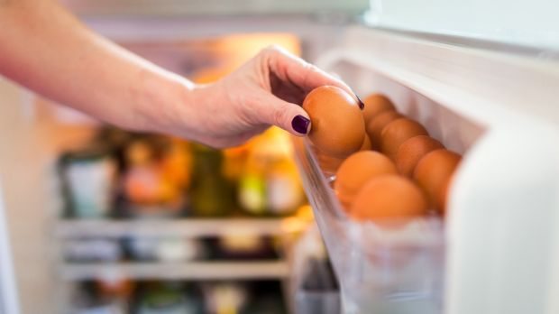 Should eggs be kept in the fridge? That depends on where in the world you are and whether your eggs have been washed. Photograph: iStock/Getty