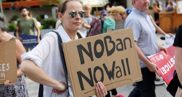 Trump travel ban: court expands definition of 'close relative'