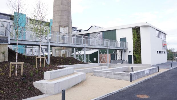 The Rediscovery Centre, Ballymun, Dublin: The eco centre provides education courses on sustainability practice and has four reuse social enterprises