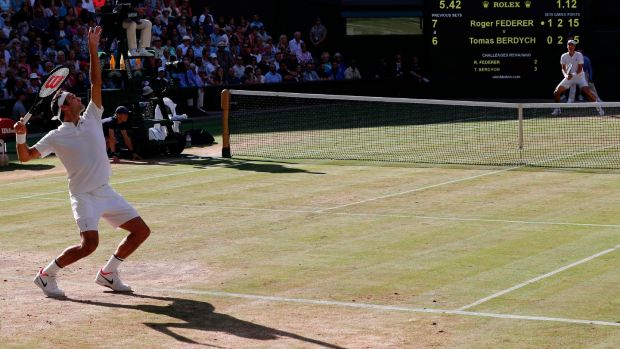 Federer downplays importance of favourite tag