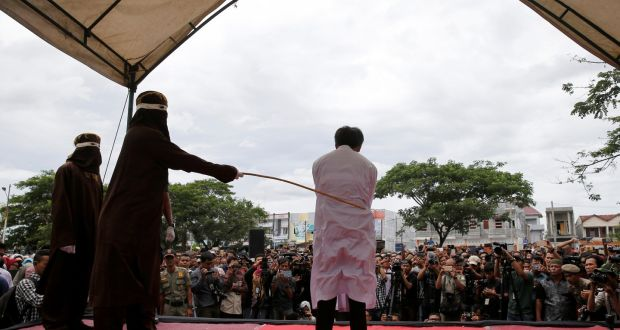 Indonesian province may move canings away from public eye
