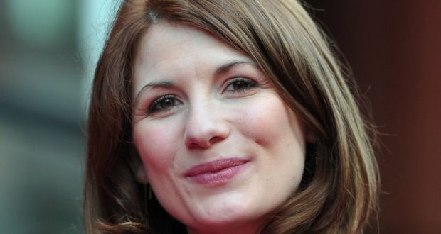 jodie whittaker eye color