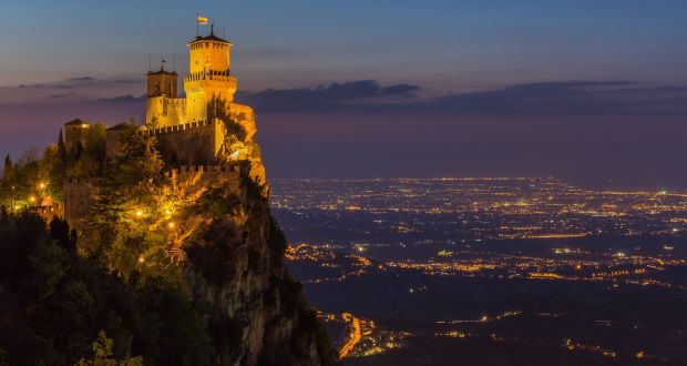 The Micro State Of San Marino Is Set To Become First Country In