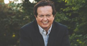 "Marty Morrissey: chosen for his ""positive outlook"". Photograph: Aidan Oliver Photography"
