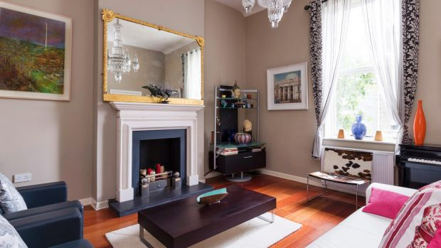 Number 12 Havelock Square: an upgraded, elegant home in Dublin 4.