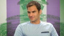 Roger Federer: 'My head's ringing, I don't know what I did last night'