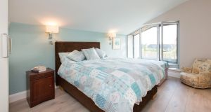 The furnished identical house next door to 6 South Place, The Burnaby, Greystones, Co Wicklow