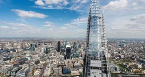 The Shard in London is one of more than 750 properties to be certified by WiredScore