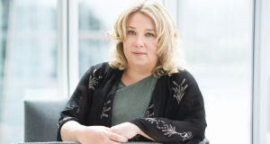 Gail Honeyman, author of Eleanor Oliphant is Completely Fine: The human need for connection is this heart-rending novel's central theme. Photograph: Philippa Gedge