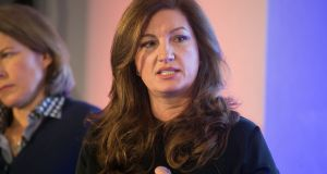 "Baroness Karren Brady, the football executive who once said that ""balls of steel"" were the foundation of her success, is to take over as chairman of Sir Philip Green's Arcadia Group retail empire"