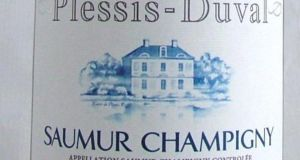Saumur-Champigny 2015 Plessis–Duval 12.5% (€15):  a delicious light juicy wine filled with crunchy blackcurrant fruits.