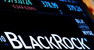 The world's largest investment firm, BlackRock Inc, reported second-quarter results on Monday which failed to impress Wall Street