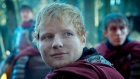 Ed Sheeran sings around the campfire in 'Game of Thrones'