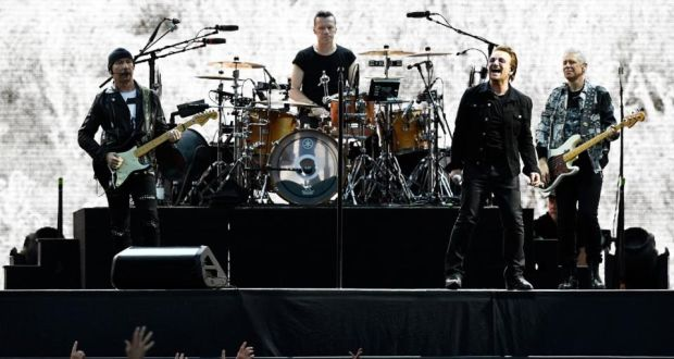 Would you pay 50% more to stay in Dublin and see U2?
