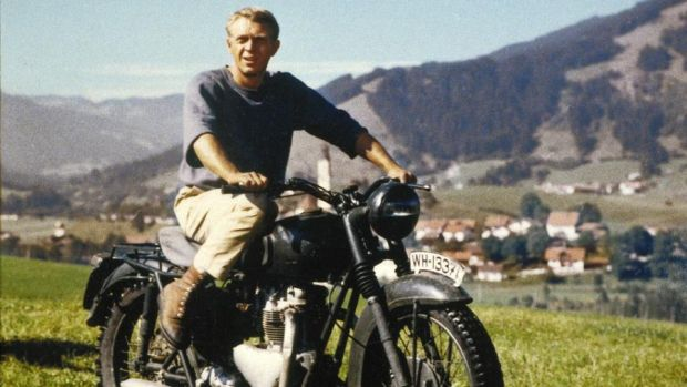 The great prison camp film of the second conflagration is the witty, thrilling, flashy The Great Escape starring Steve McQueen