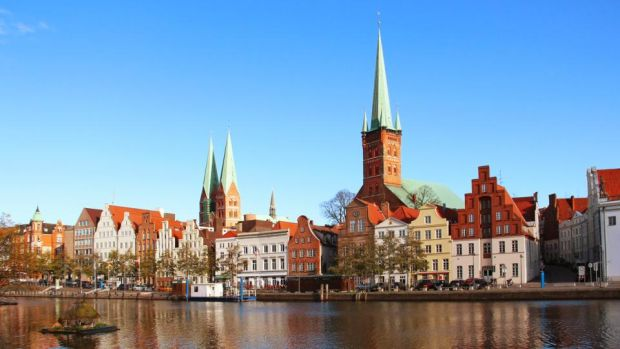 'From all the famous areas of Hamburg you can see water.' Photograph: iStock
