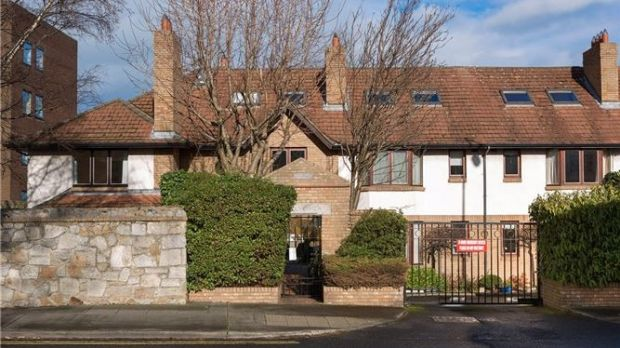 At two bedroom townhouse in the Ballygihen scheme of retirement homes is for sale at €345,000