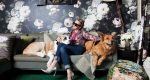 Nikki Tibbles of Wild at Heart at home in London