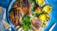 Donal Skehan recipe: Barbecued brick chicken with corn salsa