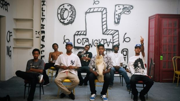 Teen rebellion: Odd Future Wolf Gang Kill Them All