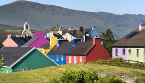 Eyries village, Beara Peninsula