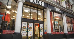 Golden Discs flagship store on Patrick's Street in  Cork:  In its latest annual accounts for the period to the year ended December 2016, the group returned a net profit of over €172,000.