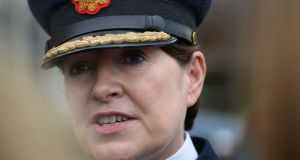 "Garda Commissioner Nóirín O'Sullivan: ""I felt at the time that we did not have sufficient information."" Photograph; Dara Mac Donaill"