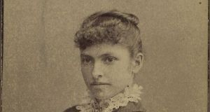 Portrait of Florence Kelley by AN Hardy