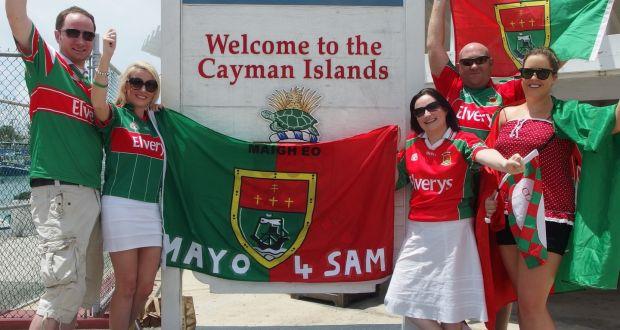 U2 can live the dream in Grand Cayman