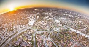 Orange County, California: the average cost of a home in California is now $500,000, twice the national average