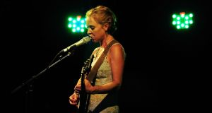 Kristin Hersh: Bound for the NCH. Photograph: Aidan Crawley