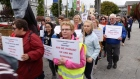 Galway group protest over lack of ambulance cover