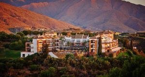 The La Cala resort, situated on 1,000 acres of the Costa del Sol in Spain