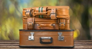 Passenger reported his missing bag and was given a reference number and told to track the bag online. Photograph: iStock