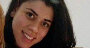 Paloma Aparezida Silva-Carvahlo (24), who was arrested at Dublin Airport while trying to visit a Co Galway family.