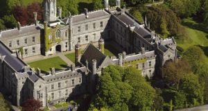 NUI Galway (above) had the lowest proportion of women at professor grade (12 per cent), while University of Limerick had the highest (31 per cent)
